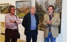 Joaquín Besoy expone su obra pictórica en Madrid