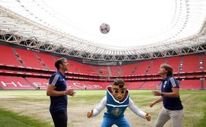 Euro 2020 busca 900 voluntarios para Bilbao y ya vende entradas