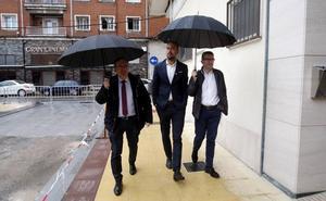 Principio de acuerdo entre PRC y PSOE para Torrelavega con López Estrada como alcalde