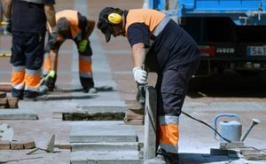 Uno de cada tres accidentes laborales en Cantabria es de trabajadores con menos de 6 meses en el puesto