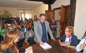 El regionalista Victor Manuel Reinoso será el alcalde de Cabezón tras el acuerdo entre PRC y PSOE