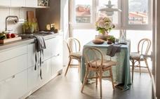 Decora tu cocina en blanco y a la última