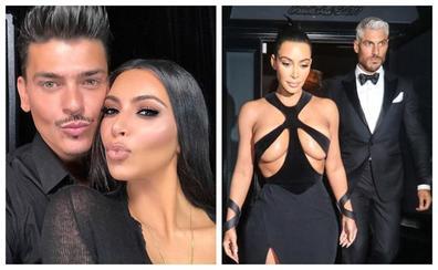 Los gurús de belleza de Kim Kardashian