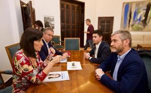 Ciudadanos anuncia que retoma las negociaciones con el PP en Santander tras lograr «avances sustanciales»