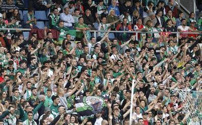 Más de 9.300 personas acudieron a El Sardinero en cada partido de la temporada pasada
