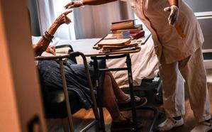 CCOO inicia una campaña para exigir a los geriátricos medidas que mejoren las condiciones de sus trabajadores