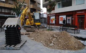 Hosteleros y comerciantes de Santoña, molestos con las obras de Alfonso XII