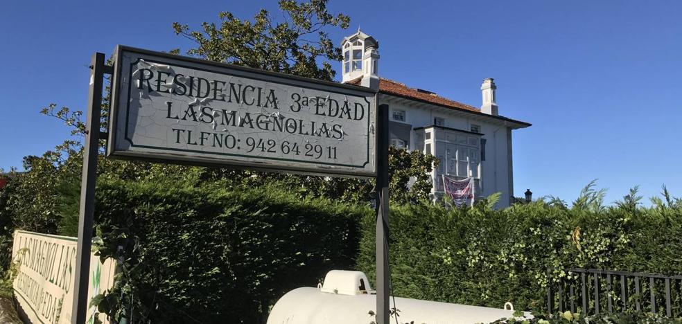 Un familiar denuncia en el juzgado la comida y el estado de la residencia Las Magnolias de Gama