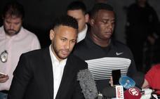 Neymar: «La verdad aparece tarde o temprano»