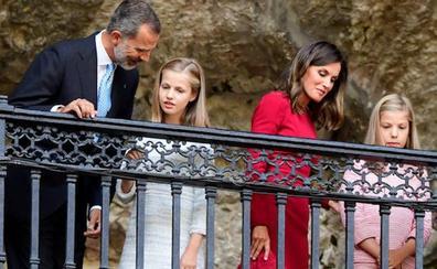 Leonor refuerza su papel institucional al acudir a los Premios Princesa en Oviedo