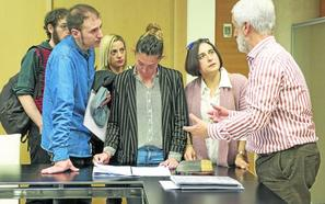 El argayo de San Mateo se pagará con fondos públicos y los vecinos podrán volver este año