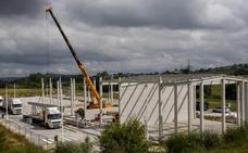 Las ocho naves nido de Tanos-Viérnoles estarán listas para alquilar en septiembre