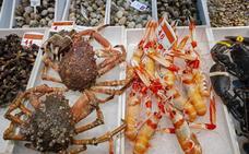 Comer pescado y marisco, clave para mantener el calentamiento