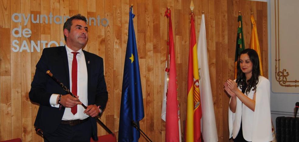 Sergio Abascal toma la riendas de Santoña en su segunda legislatura