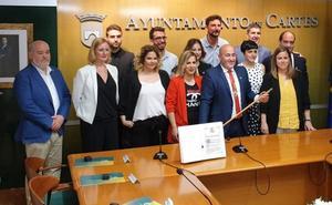 Molleda repite como alcalde de Cartes para seguir trabajando por las personas