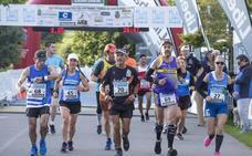 Javier Martín y Trinidad Romero conquistan el trono de los 100 kilómetros