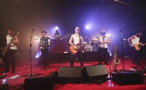 La MODA: «Ojalá no fuesen necesarias canciones como 'Campo Amarillo'»