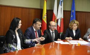 El socialista Pedro Pérez Ferradas ya es alcalde de Marina de Cudeyo con el apoyo de Cs