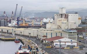 La Zona Franca prevé liberar 3.000 m2 al derribar los viejos silos de Cementos Alfa