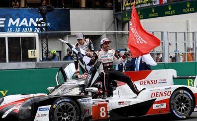 Alonso, campeón del mundo otra vez por obra y gracia de Toyota