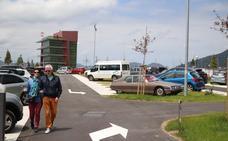 Entra en funcionamiento el nuevo aparcamiento del puerto de Laredo