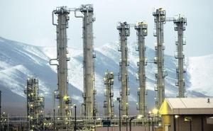 Irán anuncia que en diez días superará el límite pactado de uranio enriquecido