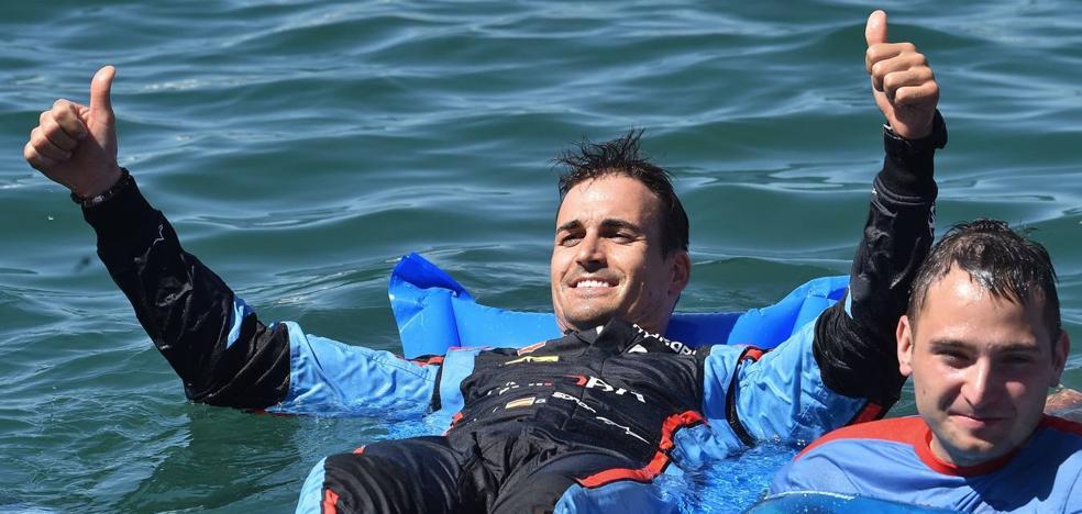 Dani Sordo tiene previsto regresar este miércoles a Cantabria