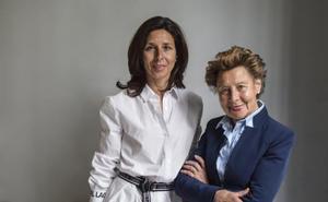 Teresa Rodríguez pasa el relevo de la presidencia de Gullón a su hija Lourdes