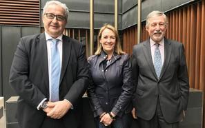 Los médicos de Cantabria solicitan colaboración a la fiscal superior frente a las agresiones al personal sanitario