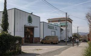 El Ayuntamiento ordena el derribo de las últimas naves construidas por Paruvi