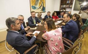 El PRC propone a Aguirre de vicepresidenta de Parlamento y a Obregón de secretaria