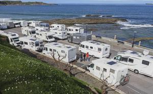 Cámping Cantabria denuncia webs que anuncian áreas ilegales de autocaravanas