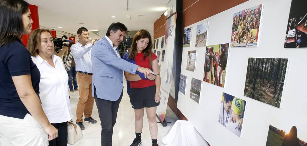 'Deporte en femenino', una exposición para visibilizar a las mujeres deportistas