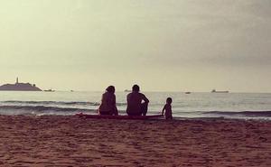 La odisea de un día de playa en familia
