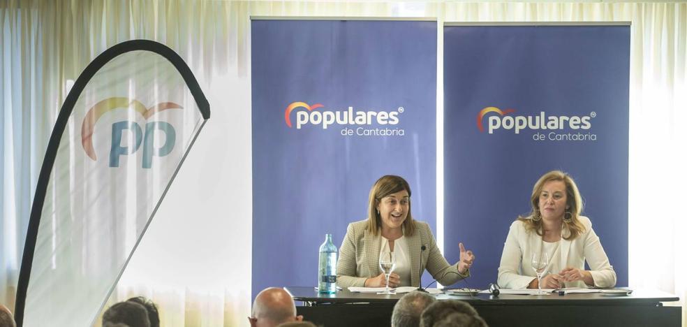 El PP acuerda constituir sendas juntas gestoras en Los Corrales de Buelna y Laredo