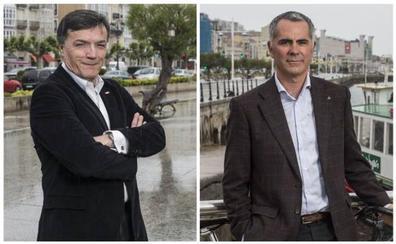 Saro y Pérez-Cosío se niegan a convivir en el Grupo Mixto de Santander