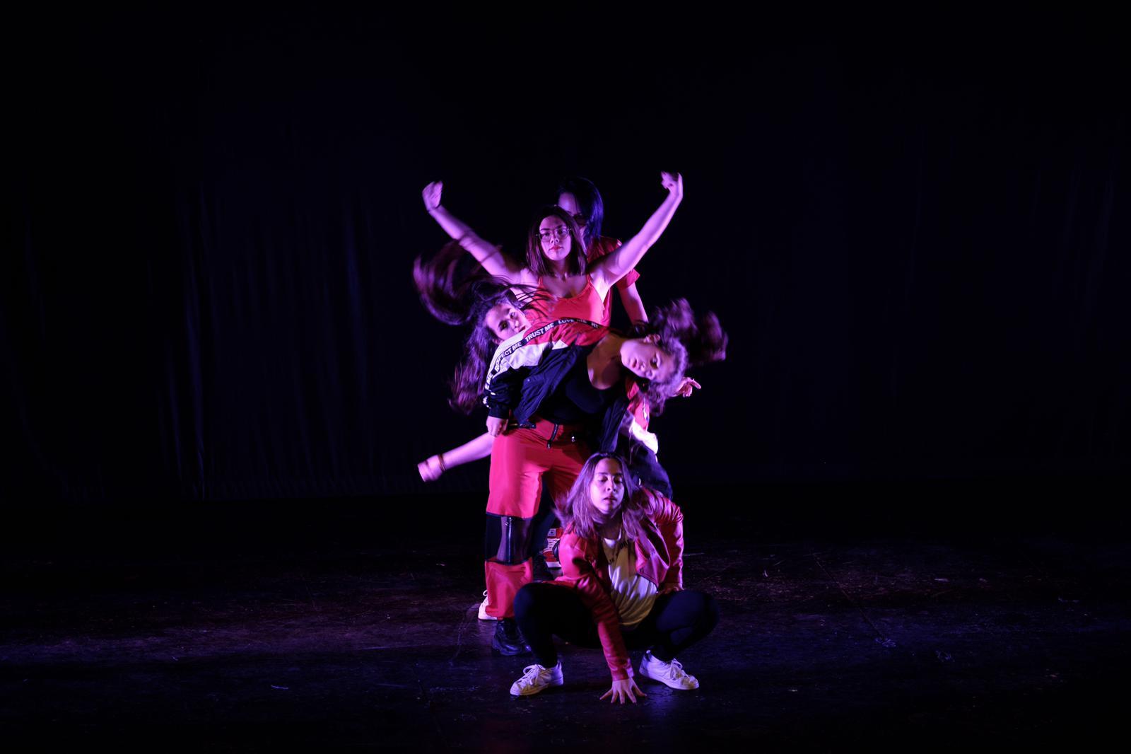 Bailes por una buena causa en Reinosa