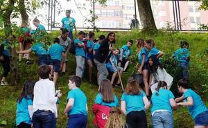 Los colegios de Santander se unen por un mundo más solidario