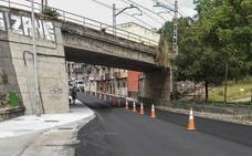 Los vecinos de Campogiro tendrán una acera más ancha
