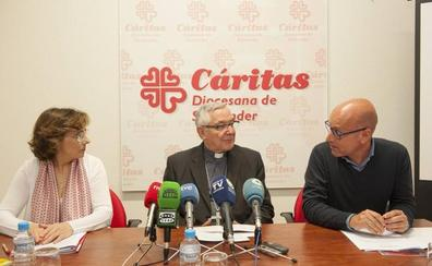 Cáritas advierte de que «la pobreza en Cantabria tiene rostro de mujer»