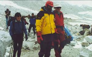 El milagro de Agustín, el alpinista que sobrevivió 55 horas a 8.000 metros y a 40 bajo cero