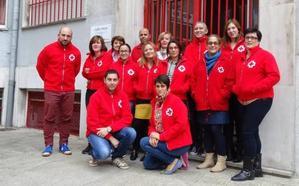 El Centro de Refugiados de Cruz Roja atendió a 1.290 personas el año pasado