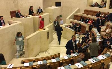 Una veintena de caras nuevas en el nuevo Parlamento