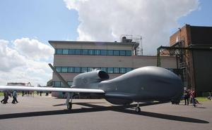 Irán derriba un dron espía de EE UU en el estrecho de Ormuz