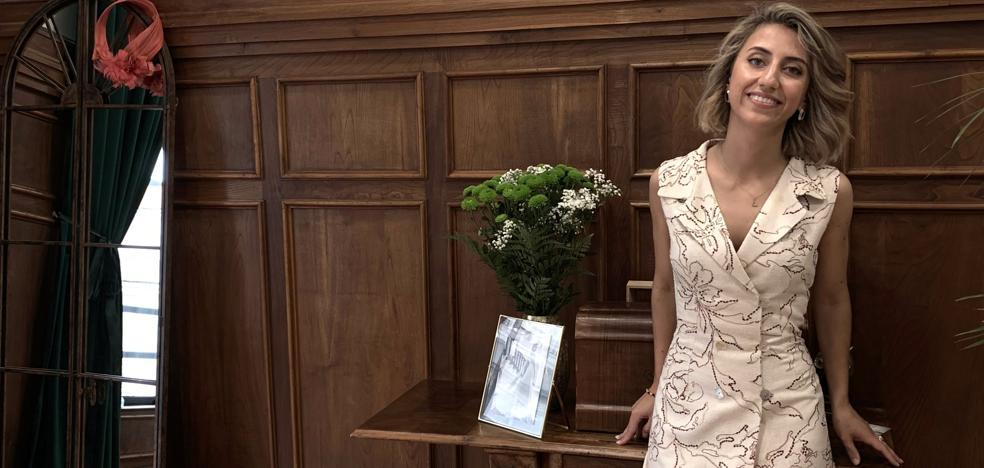 La moda tiene historia cuando la firma la cántabra Laura Sainz de Aja