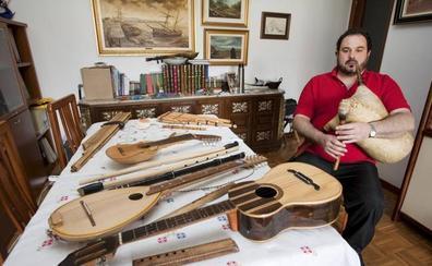 Los 'Sonidos del mundo' de Pablo Mezzelani, en Santander