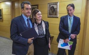El Parlamento de Cantabria acogerá mañana la capilla ardiente de Rafael de la Sierra