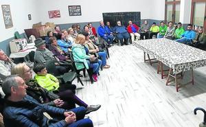 San Mateo de Buelna respira tranquilo por la solución al argayo del Calero