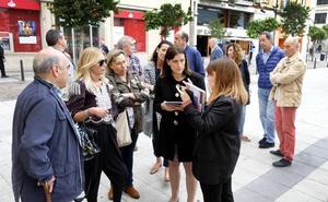 Igual recoge las propuestas de los vecinos para mejorar entorno calle Hernán Cortés