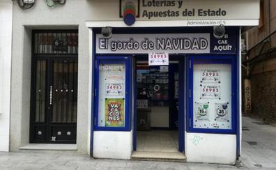 Parte del segundo premio de la Loteria del jueves cae en Santander